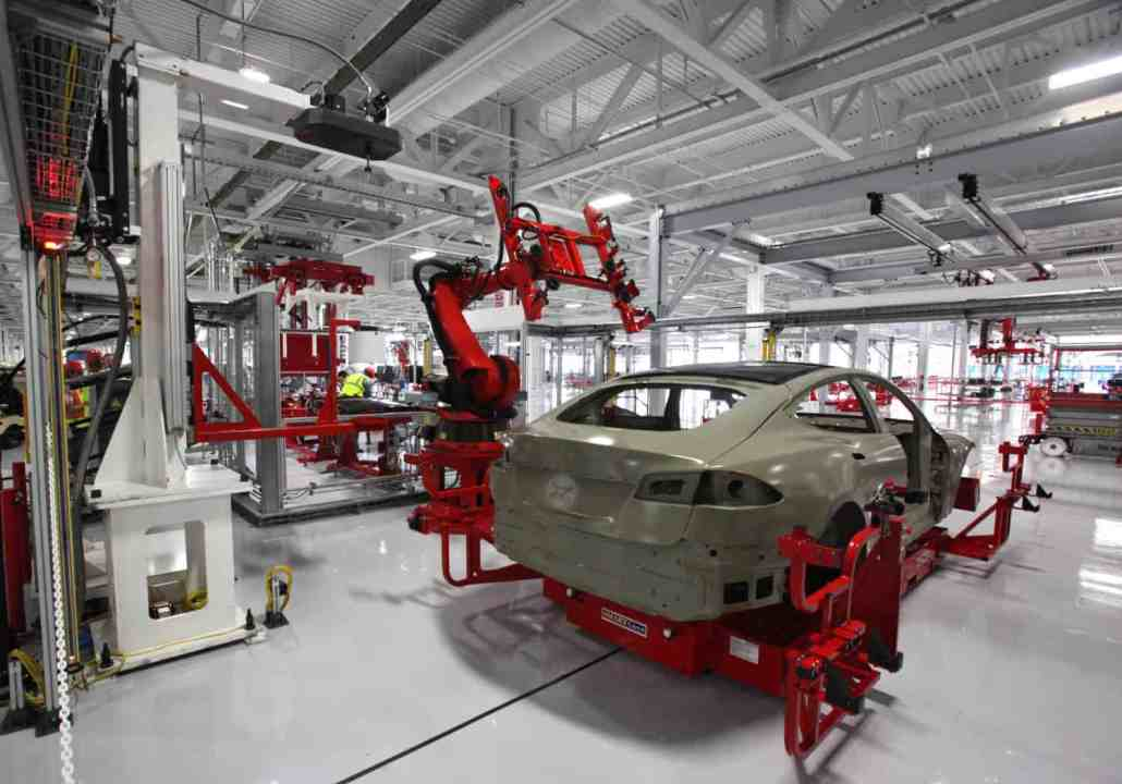 rms car assembly production industry clients