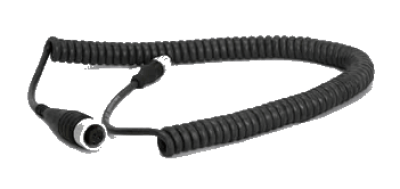 rms emerson ams 2140 connector cable black