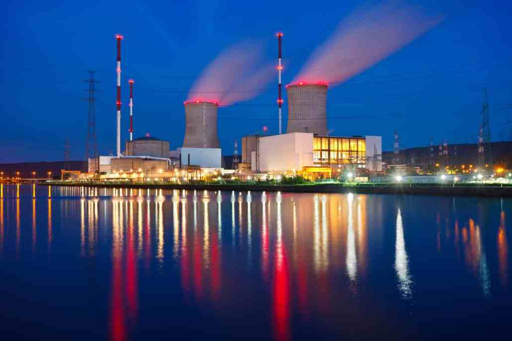 rms nuclear power station industry