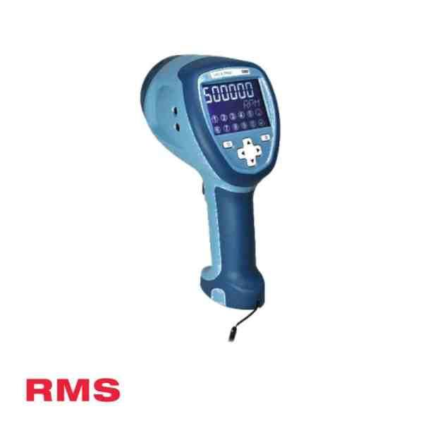 rms product measuring rpm with strobe light stroboscope