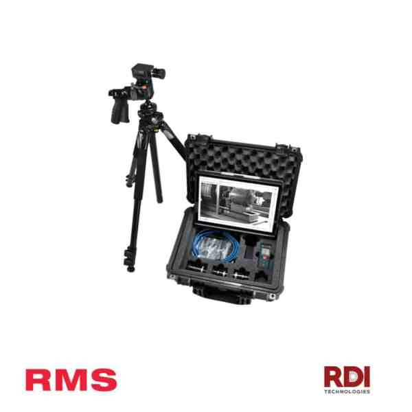 rms products rdi Iris M motion amplification software vibration