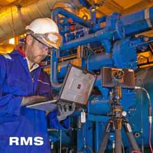 rms services motion amplification camera analysis