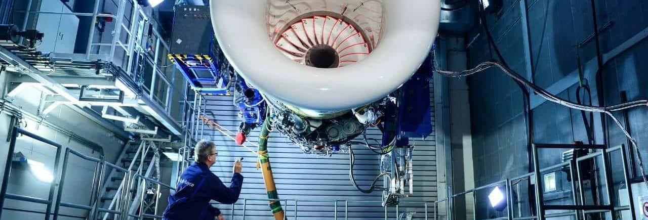 rms services rolls royce engine inspection