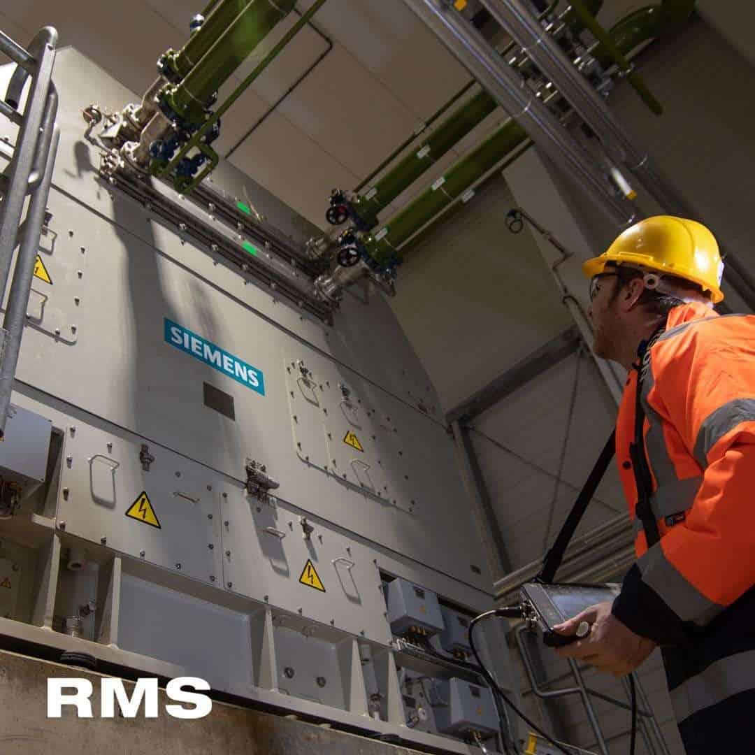 rms siemens services motor analysis