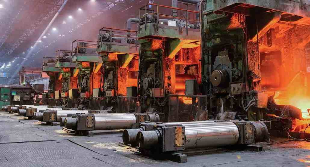 rms steel iron hot rolling reliability