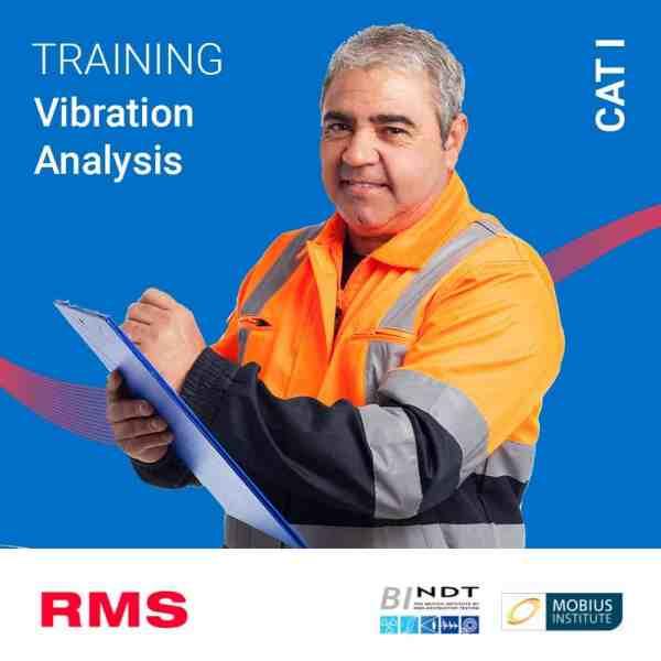CAT I vibration analysis training course