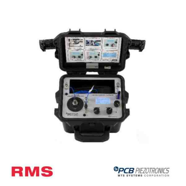rms pcb product portable vibration calibrator