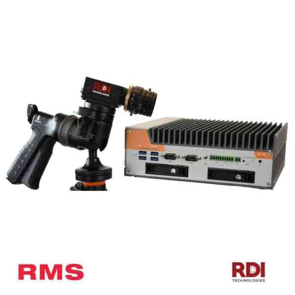 RMS RDI Technologies Motion Amplification Iris CM Camera