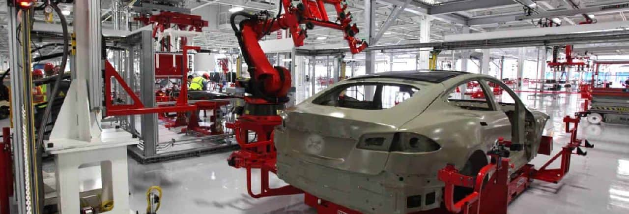 rms car assembly production industry CM