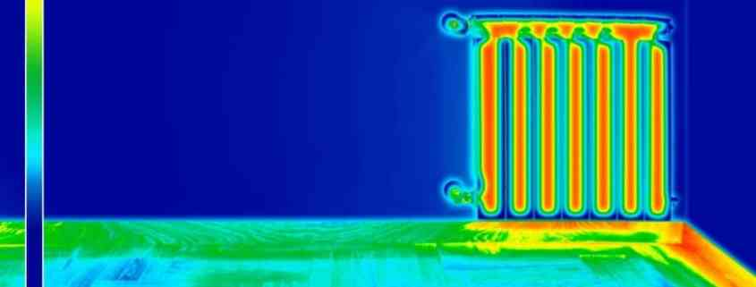 infrared thermal imaging to fix common misalignment