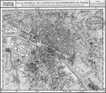 Spatial Segregation In Paris Areas Frequented