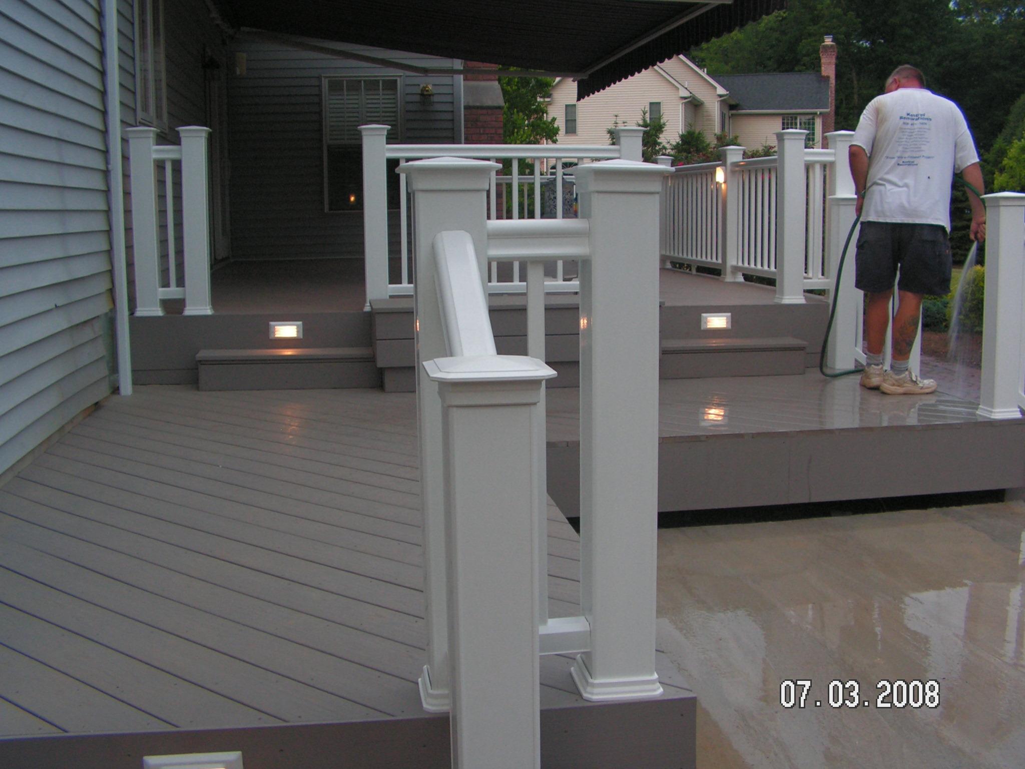 deck building contractors raritan fords woodbridge fanwood warren nj