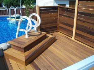 Pool Decking - Project in Scotch Plains, NJ