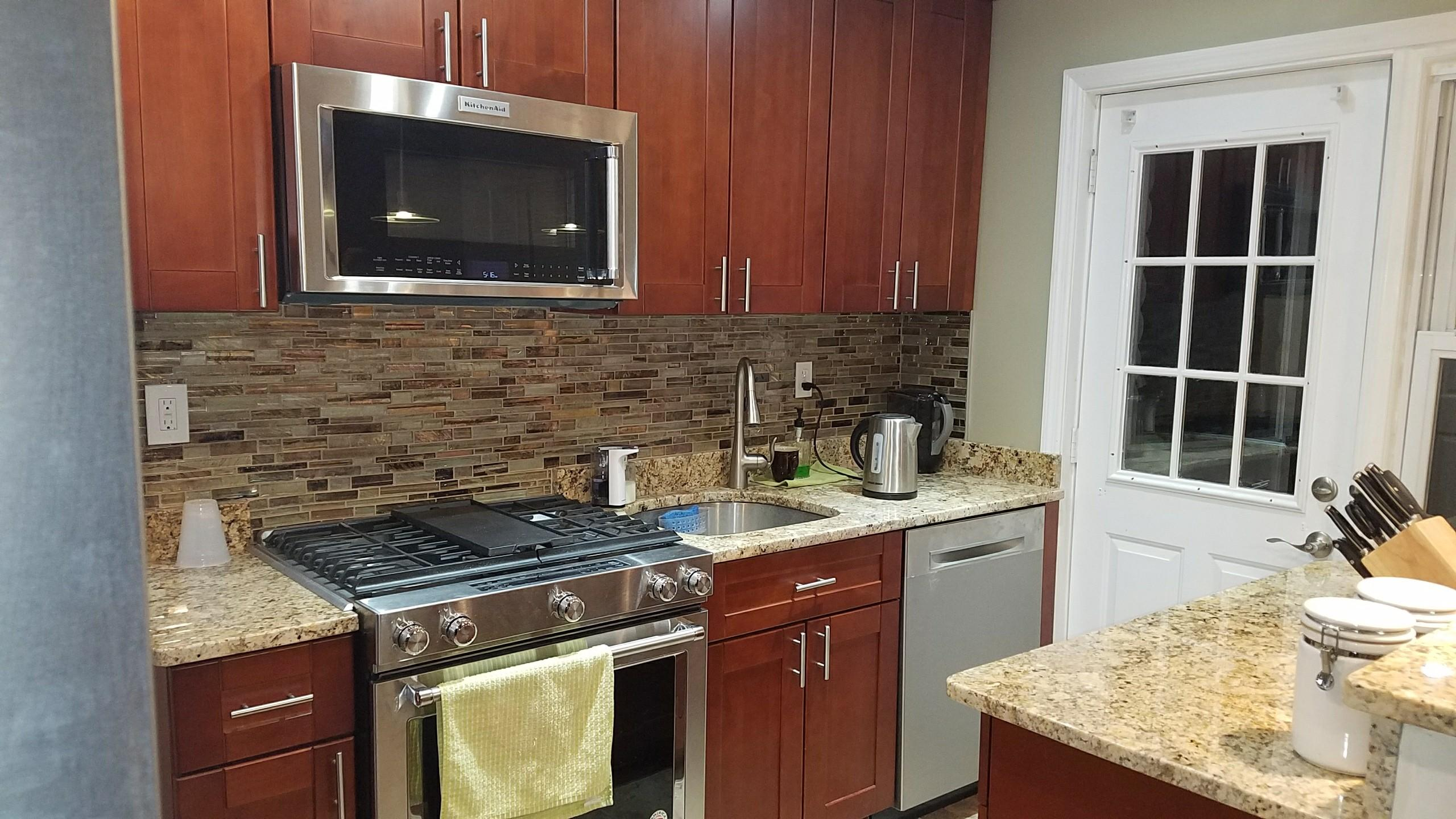 affordable kitchen remodel wall mounted faucets remodeling in nj edison woodbridge