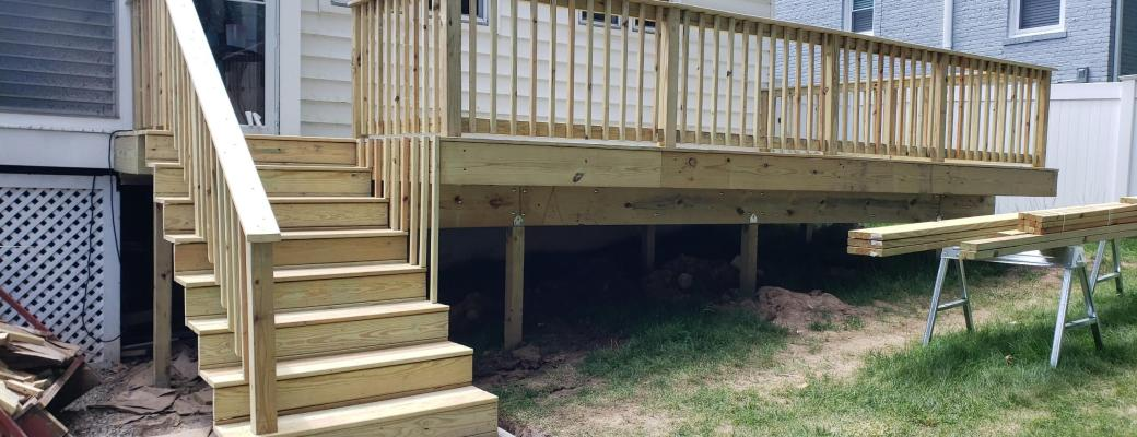find deck building contractors scotch plains westfield fanwood garwood cranford nj