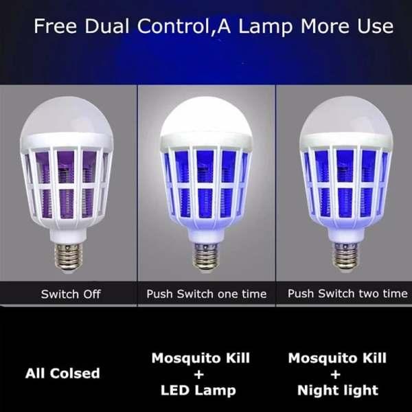 Sijalica protiv insekata – Insect killer LED