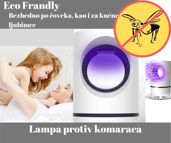 Lampa protiv komaraca