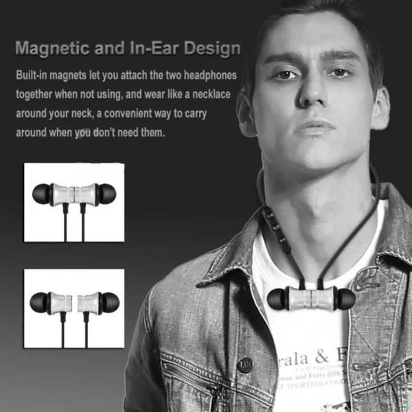 Bluetooth slušalice – magnetic earbuds