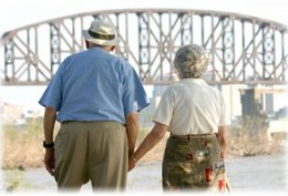 Use the reverse mortgage funds for travel