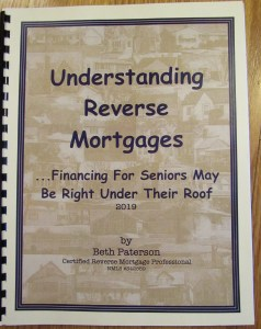 Understanding Reverse Mortgages...Financing For Seniors May Be Right Under Their Roof