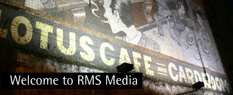 RMS Media: The Media Specialists