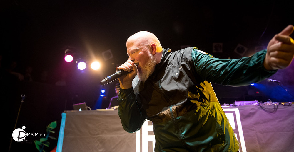 Brother Ali| Sugar Nightclub | Victoria BC
