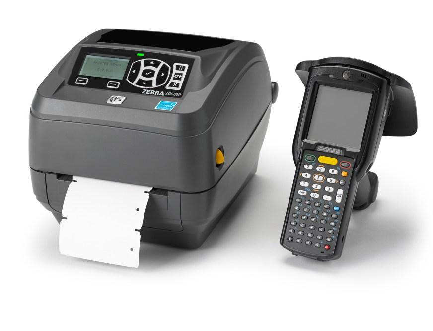 RFID Hardware Zebra - Barcode Printers Scanning for ...