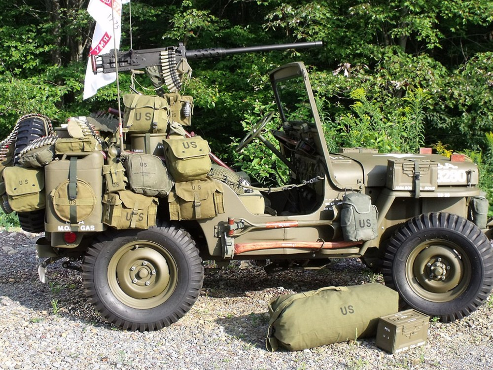 medium resolution of 1952 willys m38 korean war military jeep
