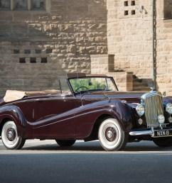 1953 bentley r type drophead coupe by park ward [ 1920 x 1440 Pixel ]