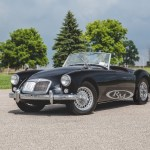 1957 Mg Mga 1500 Roadster Hershey 2018 Rm Auctions