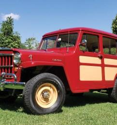 1955 willys 4 wheel drive station wagon [ 1920 x 1440 Pixel ]