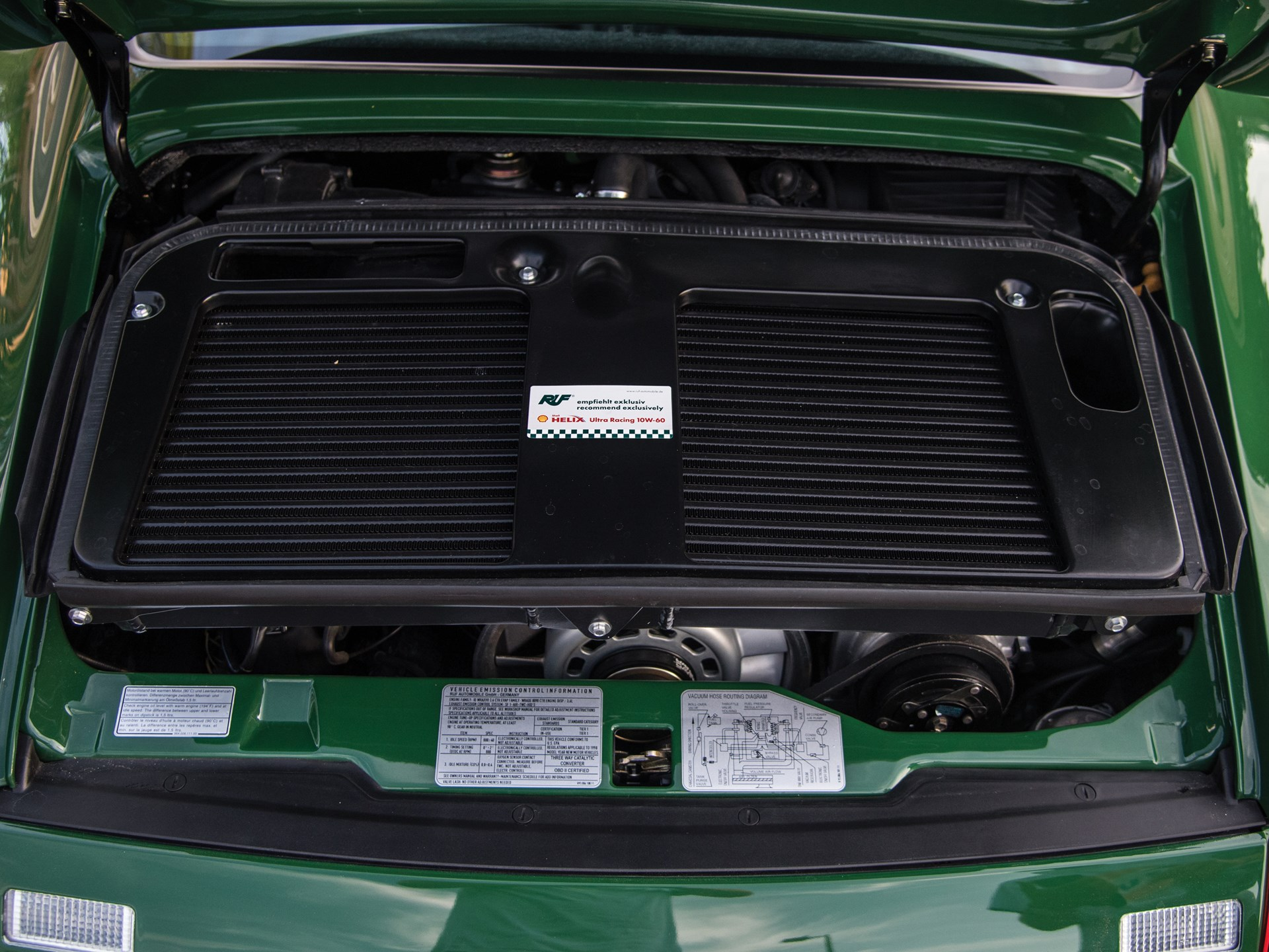hight resolution of 1998 ruf turbo r limited