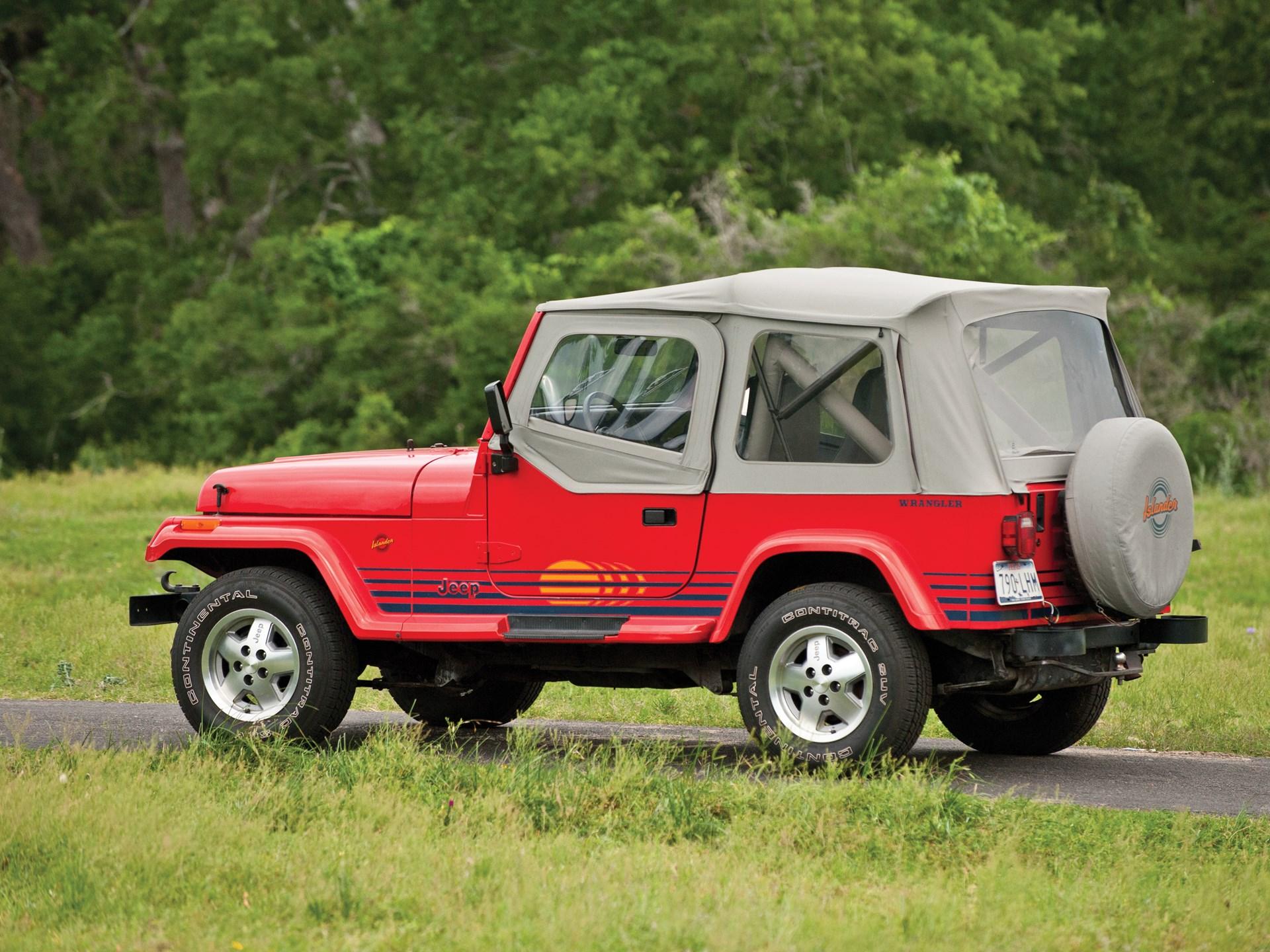 hight resolution of 1989 jeep wrangler islander