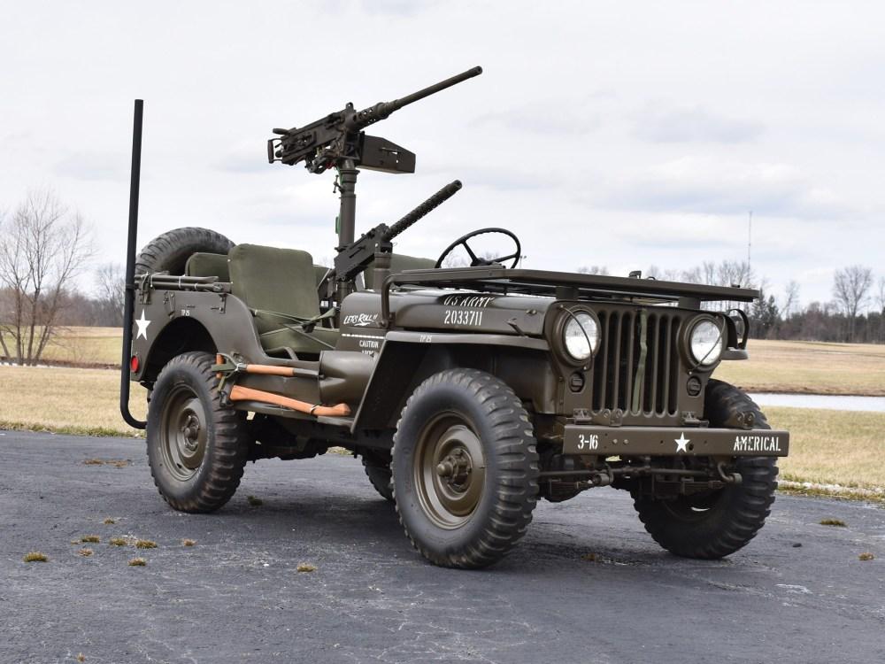 medium resolution of 1951 willys army jeep