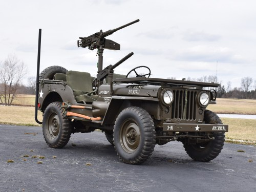 small resolution of 1951 willys army jeep