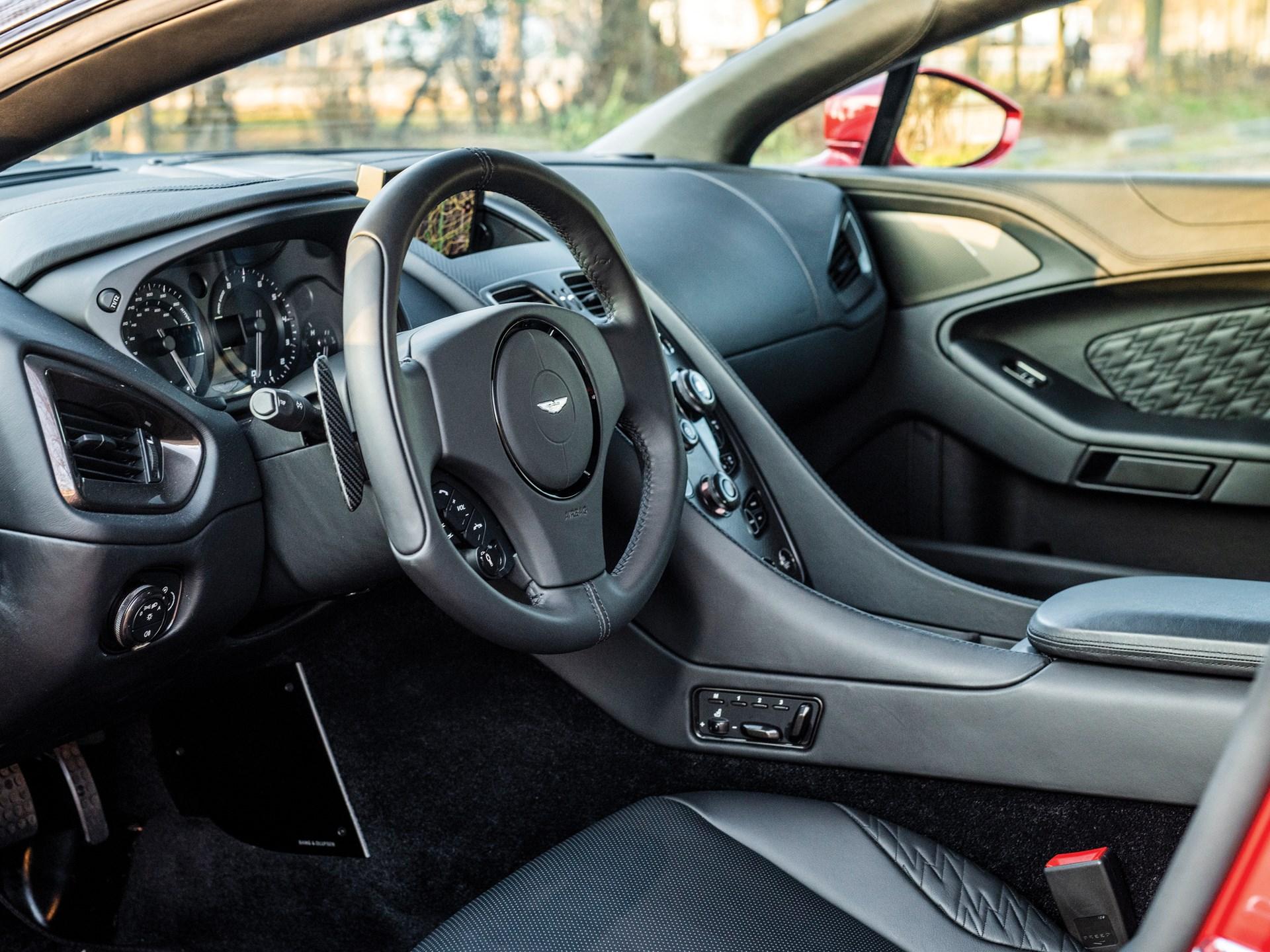 Aston Martin Zagato 2019