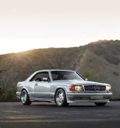 rm sotheby s 1989 mercedes benz 560 sec 6 0 amg wide body any diagram on an mercedes 500 sec engine need to find were all the [ 1920 x 1440 Pixel ]
