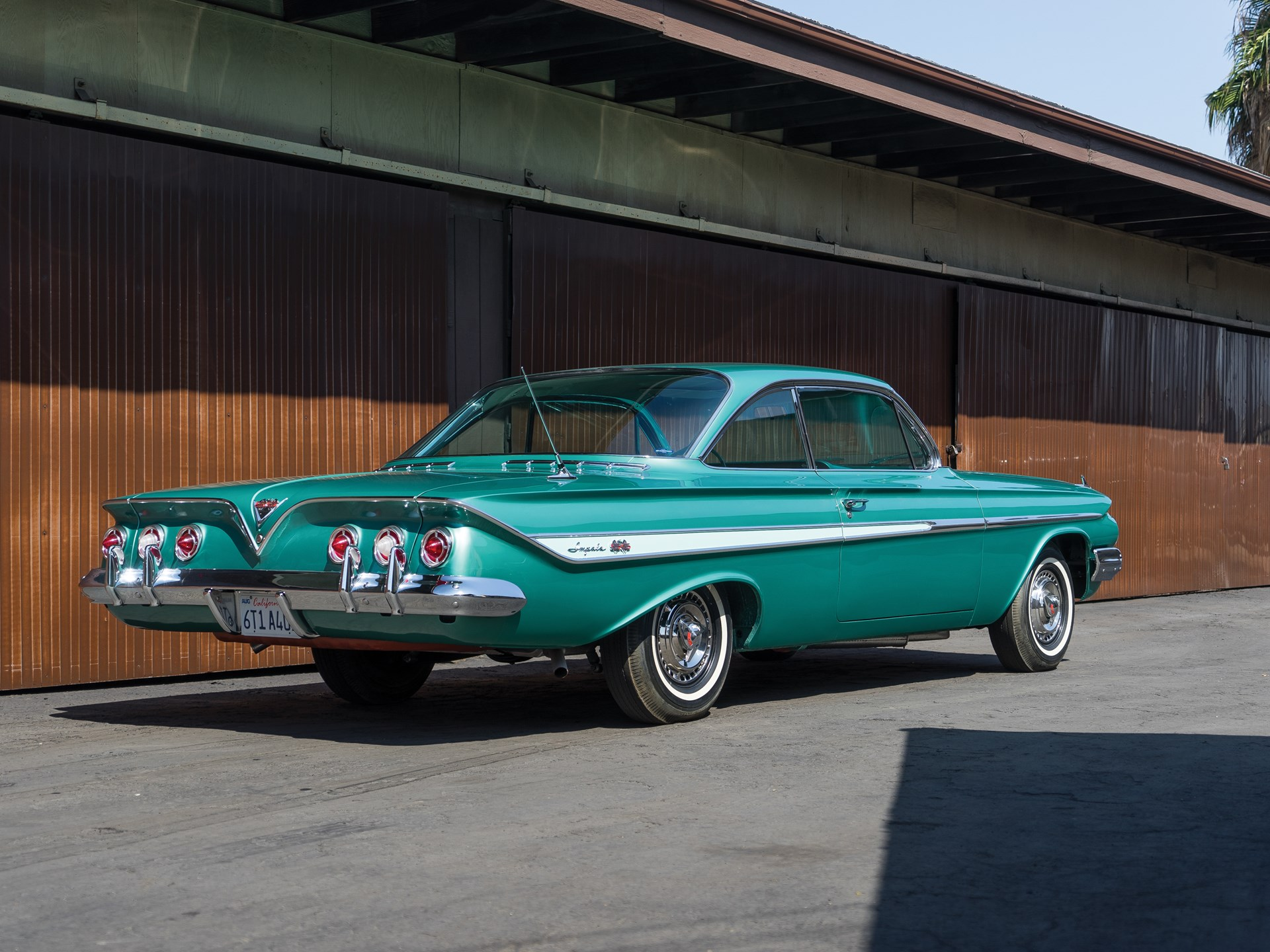 hight resolution of 1961 chevrolet impala ss 409 sport coupe