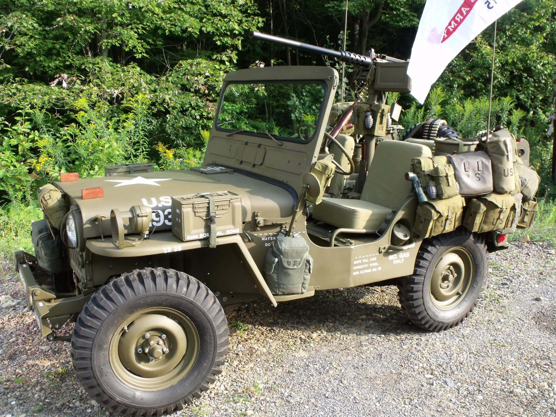 hight resolution of 1952 willys m38 korean war military jeep