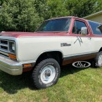 1987 Dodge Ramcharger Auburn Fall 2020 Rm Auctions