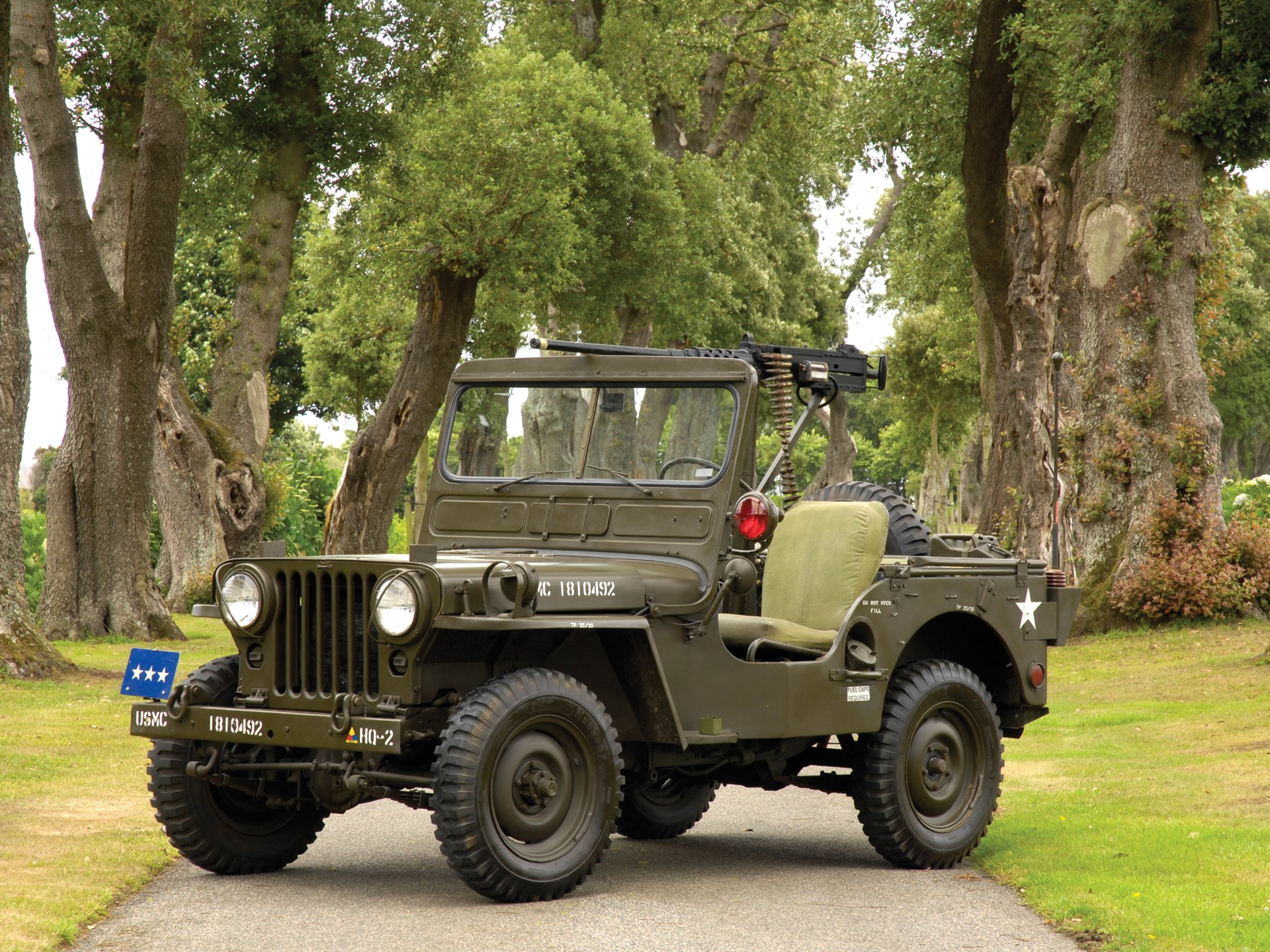 hight resolution of 1951 willys m38 military jeep