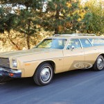 1975 Dodge Coronet Station Wagon The Petersen Automotive Museum Auction 2018 Rm Sotheby S