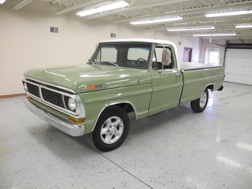 small resolution of 1970 ford f100 sport custom pickup