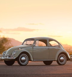 1965 volkswagen beetle sedan [ 1920 x 1440 Pixel ]