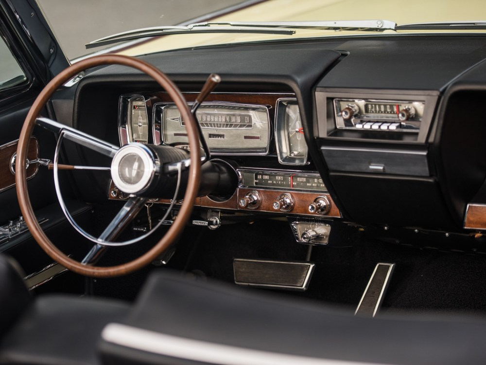 medium resolution of 1961 lincoln continental four door convertible