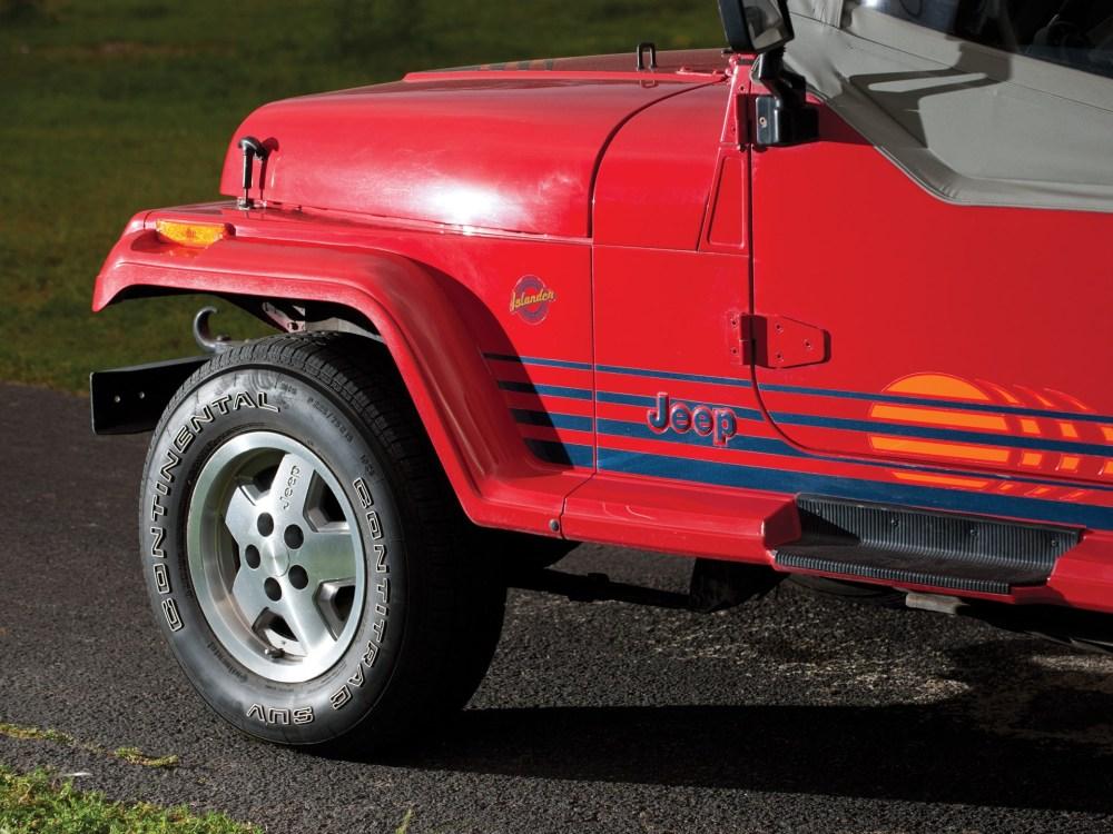 medium resolution of 1989 jeep wrangler islander