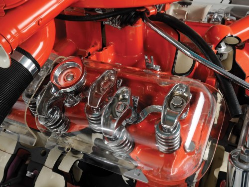 small resolution of chevrolet turbo jet 427 v8 engine and transmission cutaway model