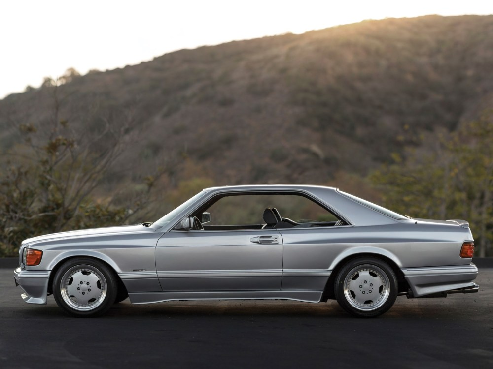 medium resolution of rm sotheby s 1989 mercedes benz 560 sec 6 0 amg wide body any diagram on an mercedes 500 sec engine need to find were all the