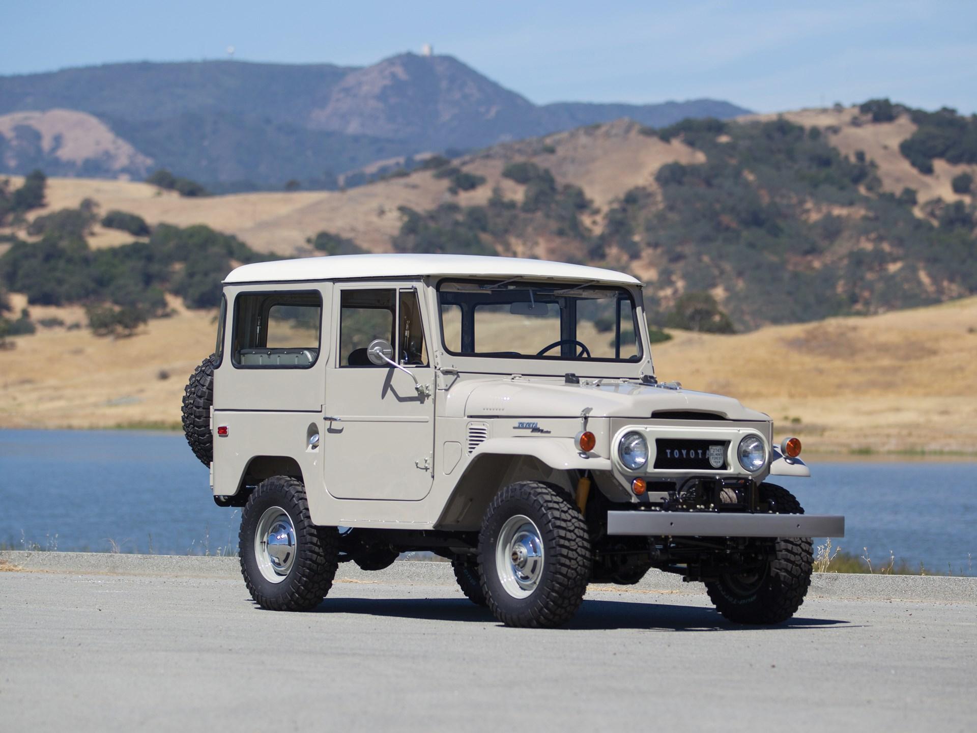 1968 Toyota Land Cruiser