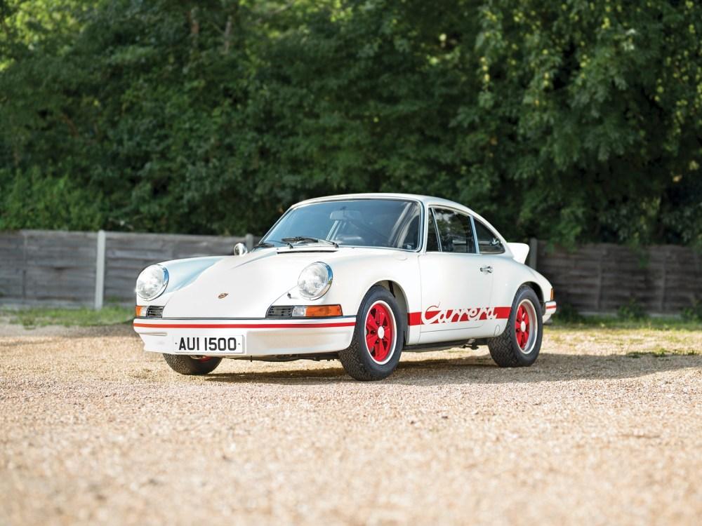 medium resolution of 1973 porsche 911 carrera rs 2 7 lightweight